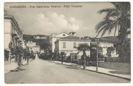 Bordighera, Viale Imperatrice Federico - Hotel Terminus - (Imperia) - Imperia