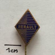 Badge / Pin ZN001046 - Automobile / Car Renault - Renault