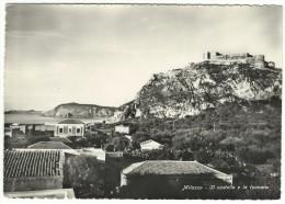 Messina, Milazzo -Il Castello E La Tonnara. - Messina