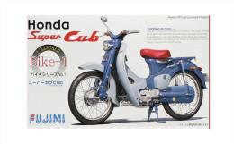 Honda Super Cub 1958 1/12 ( Fujimi ) - Motorcycles