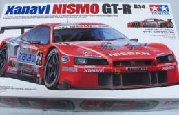 Xanavi Nismo GT-R 1/24 ( Tamiya ) - Cars