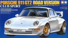 Porsche 911 GT2 Road Version 1/24 ( Tamiya ) - Cars