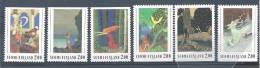Finlande 1990 N°1080/85 Neufs Rudolf Koivu - Finland