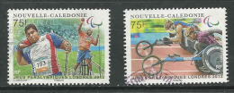 Nouvelle-Calédonie Yv 1159-60  Année 2012, Oblitéré,   Voir Scan - Nouvelle-Calédonie