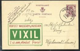 Publibel Obl. N° 645 ( Lessives Et Nettoyages Parfaits: VIXIL Produit Persil) Obl: Dendermonde 23/10/1946 - Publibels