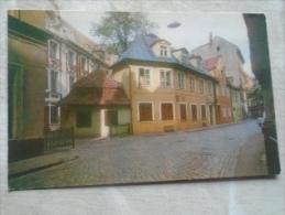 Latvia   - RIGA  - Dwelling Houses  In Jauniela  - New Street    D134662