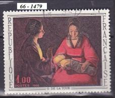 FRANCE ANNEE 1966 N° 1479    OBLITERE - France