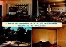 83-ST-RAPHAEL...CENTRE DE VACANCES H.B.C.M..4 VUES..CPM - Saint-Raphaël