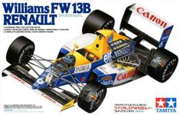 Williams FW13B Renault 1/20 ( Tamiya ) - Cars