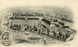 INSTITUTION SAINT MARTIN - RENNES -35- - Rennes