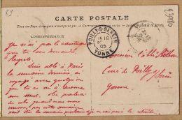 X89015 à Abbé RITHON Curé Poilly Serein - VERGIGNY Yonne La MAIRIE Et Les ECOLES 1905 -Collection KARL-GUILLOT - Andere Gemeenten