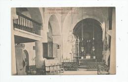 Cp , ESPAGNE , Vallée D'ARAN , BOSSOST , Intérieur De L'église , Vierge - Lérida