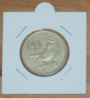 20 Cents 1985 - Cyprus Coin (Kibris) - Cyprus