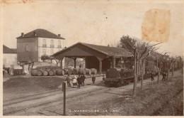 34 - MARAUSSAN - La Gare - France