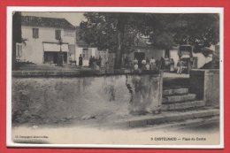 47 - CASTELNAUD --  Place Du Centre - France
