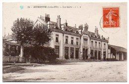 21 - Côte D´Or / AUXONNE -- La Gare. - Auxonne
