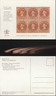 3181) INCROCIATORE PORTA AEREI GIUSEPPE GARIBALDI E PREGHIERA DEL MARINAIO NON VIAGGIATA STATO MAGGIORE MARINA ITALIANA - Guerra