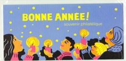 Souvenir Philatélique Bonne Année! (sous Blister) - Blocs Souvenir