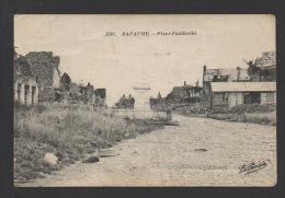 DF / 62 PAS DE CALAIS / BAPAUME / GUERRE 1914-18 / PLACE FAIDHERBE - Bapaume