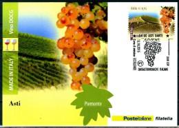 ITALIA / ITALY 2015 - Vino DOCG - Asti -  Maximum Card Come Da Scansione - Vins & Alcools