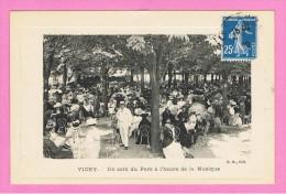 Vichy Un Coin Du Parc à L'heure De La Musique  Marktplaats Muziek - Unclassified