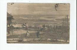 UDSIGT FRA HOLMENKOLLEN KRISTIANIA 2 -85 (OSLO NORVEGE) 1903 - Norvège