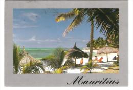 Mauritius - Ile Maurice - Plage Du Saint Geran - Nice Stamp - Mauritius