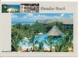 PK-CP Kenia/Kenya, Paradise Beach, Gebraucht, Siehe Bilder!*) - Kenia