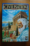 JEU DE SOCIETE - Civilisation - Edition Descartes 1989 - Otros