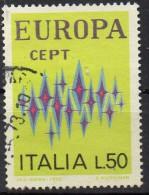 PIA - REP - 1972 : Europa   - (SAS 1174 ) - Europa-CEPT