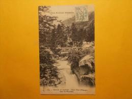 Carte Postale - Environs De CAUTERETS (65) - Vieux Pont D'Espagne - Gare Du Marcadau (1035/1000) - Cauterets