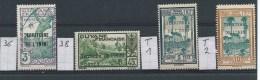Frans-Guyana     Inini        T/Y    36 /38  +  T1 + T2       (X)    Met Plakker)