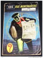 LE POINT D' INTERROGATION. GILLOIS. 125, RUE MONTMARTRE. 1958 - Hachette - Point D'Interrogation