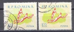 Rumänien; 1959; Michel 1808 O; Sport; Rugby - Rugby