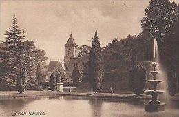 DEVON - BICTON CHURCH - BY FRITH - Inghilterra