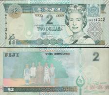 Fiji 2002 - 2 Dollars - Pick 104 UNC - Fidji