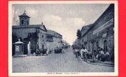 ITALIA - MARCHE - Cartolina Viaggiata Del 1938 - PORTO S. ELPIDIO (Fermo) - Corso Umberto I - Andere Städte