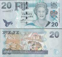 Fiji 2007 - 20 Dollars - Pick 112 UNC - Fidji