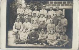 Photographie/Carte Postale/Groupe De Militaires /Vers  1910   PHOTN64 - Non Classificati