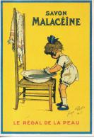 CP - SAVON MALACEINE - LE REGAL DE LA PEAU - 10941 - REDON - CLOUET 2003 - Publicidad