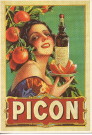 CP - PICON - G. CAMPS - 10939  - CLOUET 2003 - Werbepostkarten