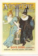 CP - ABSINTHE PARISIENNE - 10783 - CLOUET 2003 - Publicidad