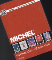 1.Auflage MICHEL Motiv Weihnachten 2015 New 60€ Topic Stamps Catalogue Christmas Of All The World ISBN 978-3-95402-106-2 - Christmas
