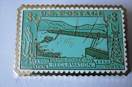 Pin´s U.S. Postage - Pin's