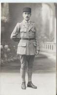 Photographie Carte Postale /Militaire En Pied  Avec KépiVers 1910- 1915   PHOTN75 - Non Classificati