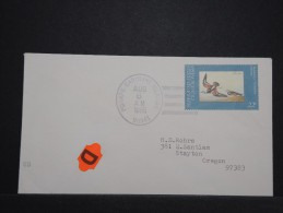 MICRONESIE - Enveloppe Pour Les Etats Unis - Rare - Lot P14305 - Micronésie