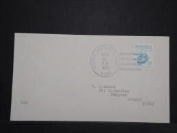MICRONESIE - Enveloppe Pour Les Etats Unis - Rare - Lot P14307 - Micronésie