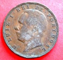 X Reis 1885 - Portugal - Portugal