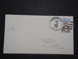 MICRONESIE - Enveloppe Pour Les Etats Unis - Rare - Lot P14312 - Micronésie
