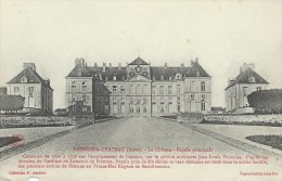 10 Aube Brienne Le Château Le Château Façade Principale - France